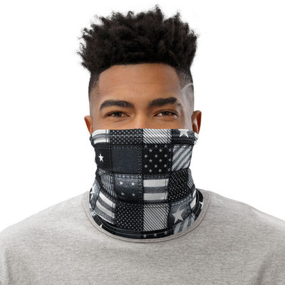 Patriotic Face Mask, Americana Neck Gaiter, All-Over Print Neck Gaiter Unisex Face Cover, Face Mask For Men and Women $17.95