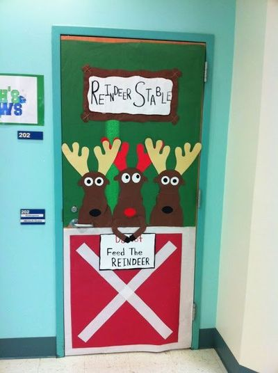 The Best Christmas classroom door decorating ideas EVER  ~ 015433_Christmas Decorations Ideas For A Classroom