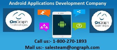 Android Applications Development Company | OnGraph  OnGraph is a reliable software, web, and mobile app development company in Noid & Jaipur. Our team of Android developers build mobile apps for the most popular Android devices. we deliver end-to-en...