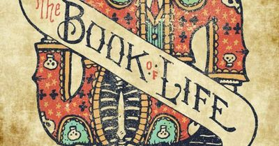 betype: The Book of Life   Jon Contino by Satellite Office  ...