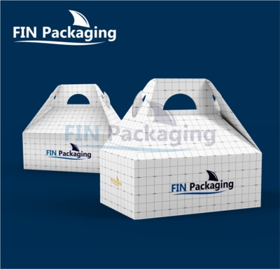 Gable Boxes | Wholesale Gable Boxes | FinPackaging Gable Boxes by Finpackaging come with extra convenience of a carrying handle. It is a one-piece box with a canopy shaped handle on top to make it easy to carry. https://custompackagingboxes45.blogspot.c...