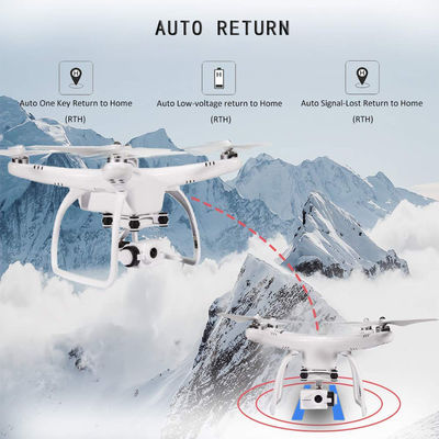 Up Air Upair One Plus APP Control WIFI FPV With 12MP 2.7K HD Camera 2-Axis Gimbal Brushless RC Quadcopter RTF