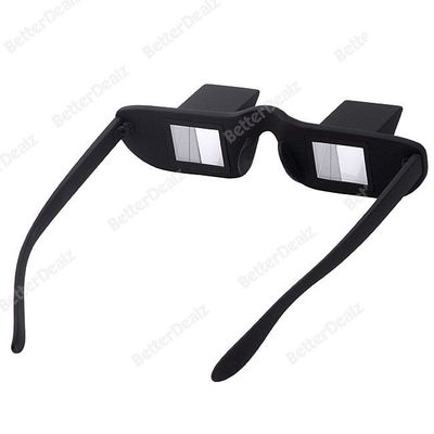 Definition Glasses Horizontal Lazy Glasses Periscope Lie Down Watch Read TV