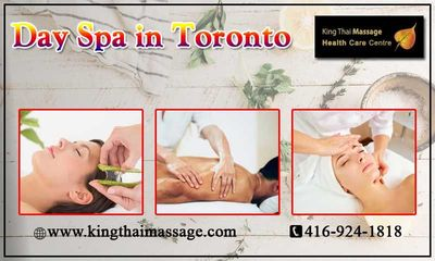 King Thai Massage is located in Toronto Ontario which is the best massage Day Spa in Toronto that offers a wide range of body as well as health treatments ranging from Thai Massage, RMT Massage, Hot stone massage, Foot Massage etc. For any inquiries pleas...