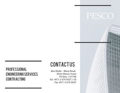 Oil & Gas Contractors in Egypt - PESCO, We Provide Professional Installation Services for Gas Turbines, Steam Turbines, Generators, Switch Gears, Power Transformers, Compressors. For more details visit our website https://www.pesco-int.com/ or Call No...