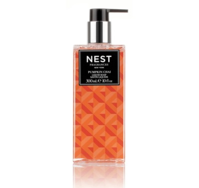 Pumpkin Chai Liquid Soap by Nest $22.00