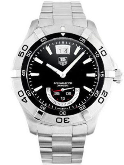 TAG Heuer Aquaracer Stainless Steel Men's Watch WAF1010.BA0822 Review