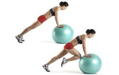 The Best Exercises You're NOT Doing! To achieve the best results, you need to challenge your body in new ways. Here are 13 moves you should try, including the stability ball mountain climber