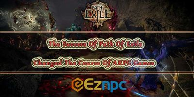 In 2021, the development of Path of Exile is very smooth, and many players enter the game after the new league is released.