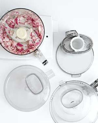 Use your food processor to make these common kitchen tasks easier.