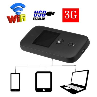 Portable Wifi 3G Router LTE Wireless Mobile Wifi Hotspot LTE/HSPA+/3G/EDGE/GPRS Network