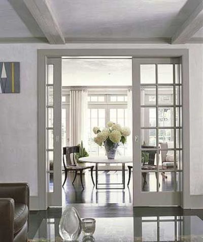 Take a look at these wow-worthy interior doors, and open up to new ideas and styles for your home.