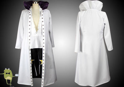 One Piece White Horse Cavendish Cosplay Costume Outfits
