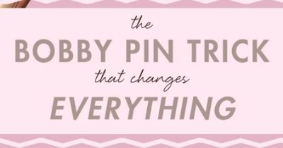 Extra Grip - 21 Unexpectedly Stylish Ways to Wear Bobby Pins