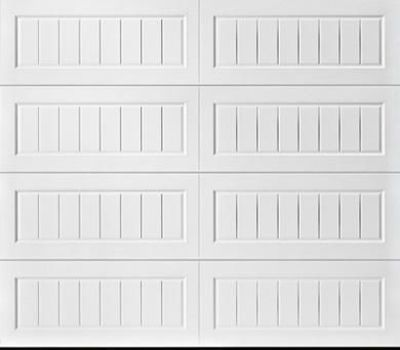 Gravity Garage Doors- G400 Series 8ft x 7ft - Including Installation $975.00