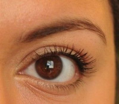 Tightlining eyeliner - for those who don't like the thick downtown look.