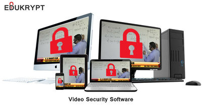 Edukrypt is a Video Encryption Software that will enable security for your Offline Lecture Playback. It is the first & Only Video security software which is developed in India with Full HD Player & Encryption Technology. The setup process of softw...