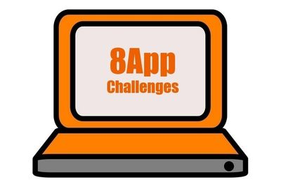 8App challenges offer you the potential for meeting new people. Create your post, use the identifying hashtag and your post will be added to the challenge social feed.