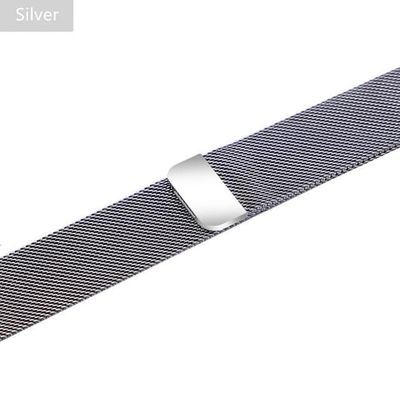 Milanese Loop Stainless steel Strap For Apple Watch band 38mm 42mm 44mm 40mm iWatch series 4 3 2 1 $18.99