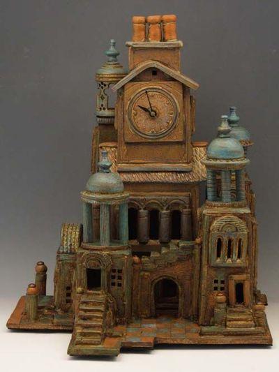 Clock Tower by Stephen Steininger