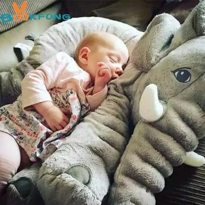Infant Soft Elephant Playmate Pillow Plush Toy $15.73