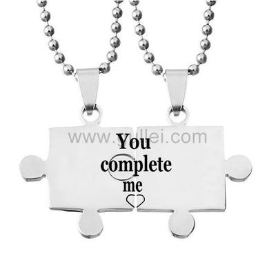 You Complete Me Promise Couple Necklaces https://www.gullei.com/you-complete-me-promise-couple-necklaces.html