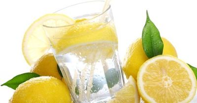 Water with Lemon Each Morning Fights Fat, Boosts Immunity