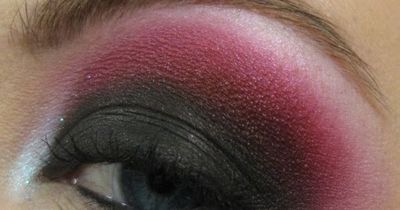 I've done this look, so pretty!
