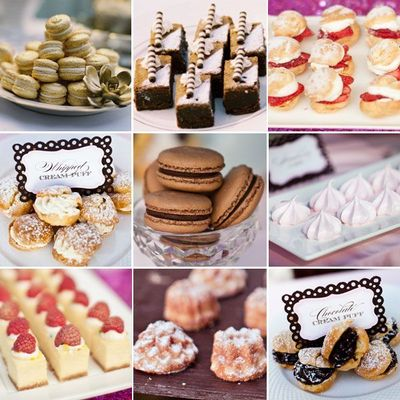 Not crazy about wedding cake? Serve up one of these delicious alternatives at your reception.