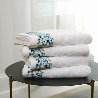 Flora Bath Collection by Yves Delorme $110.00
