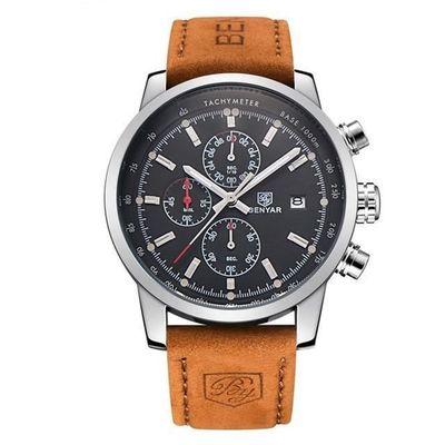 BOSS Benyar Quartz Men's Watch $41.99
