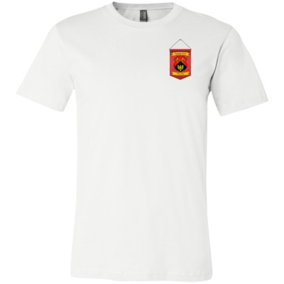 Clan Bella + Canvas Unisex Jersey Short-Sleeve T-Shirt $19.00