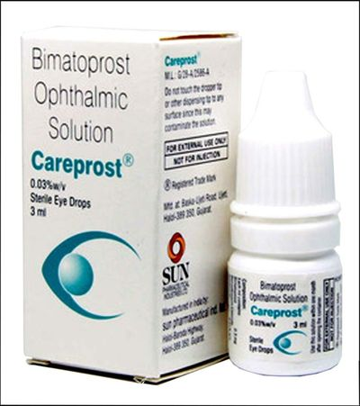 Careprost eye drops, generic Bimatoprost is an astonishing solution to treat the troubles of hypotrichosis in adults. It help a person with sparse eyelashes to attain the longest and densest eyelashes. Buy Careprost - Bimatoprost Online in USA - Chemist24...