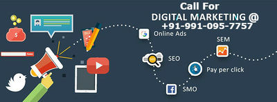 We, Best Digital Marketing Agency Noida, offers ROI driven digital marketing, app Promo,PPC,SEO, SMO services,Social Media Agency for Politicians in India,Online Marketing in Delhi/NCR India.For taking services Call at +91-991-095-7757 or visit :- https:/...