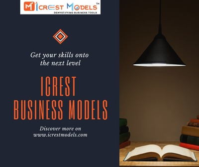 Are you looking to improve yourself? Does your job require additional skills? You don't know how to make a business plan, financial model? -We got you covered with all your needs! - ICrest offers a wide range of tools and templates which will help...