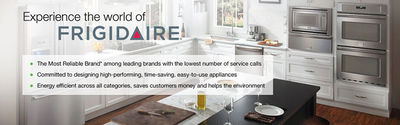 We provide a variety of Frigidaire Appliance Repair Services including:  Frigidaire Washing Machine Repair Frigidaire Dryer Repair Frigidaire Refrigerator Repair Frigidaire Cook Top Repair Frigidaire Range Repair Frigidaire Oven Repair  If you ha...