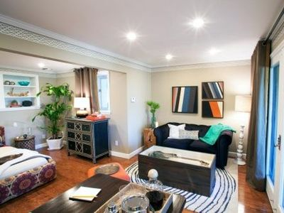 Studio apartment design with luxury interior design you will love it and it will be practical �™�