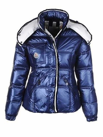 Moncler Jackets For Women Blue With Mock Collar Uk Official Store moncleruk.us.com
