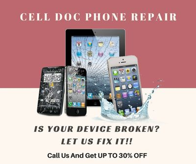Cell Doc Phone Repair is the very trusted brand name in Humble. Popular for Mobile Phone Repair. Cell Doc have 10+ years of experience in mobile repair profession. Team of Cell Doc is excellent in their work. They have solution for all your mobile related...