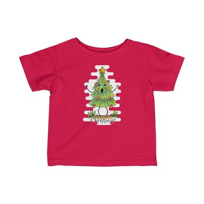 Xmas Tree Toddler Christmas T-Shirt £12.99