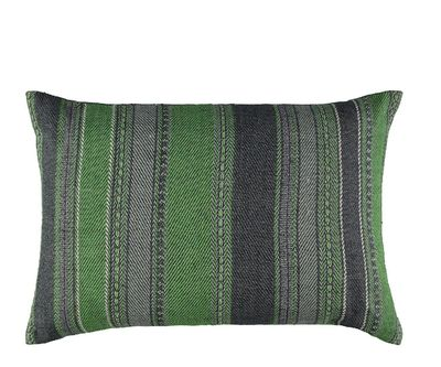 William Yeoward Alicia Grass Decorative Pillow $185.00