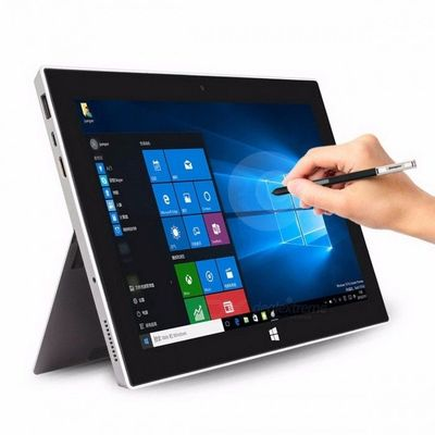Jumper EZpad6 M4 Windows 10 Tablet PC 10.6'' Handwriting 2-in-1 Laptop IPS 1920 x1080 Intel Z8350 4GB 64GB Silver/without keyboard
