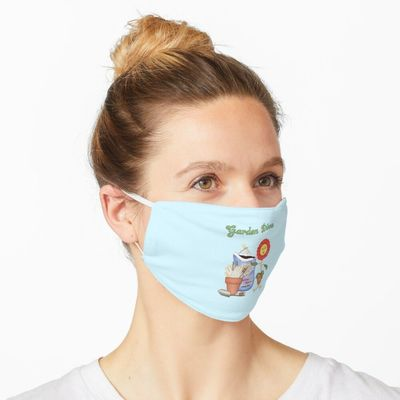 Garden Diva Gifts and Apparel Mask