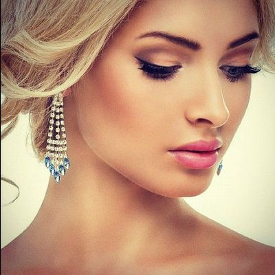 Gorgeous Alena Shishkova. #Beautiful #Makeup #Beauty #Hair | See more about wedding makeup, blonde makeup and wedding beauty.
