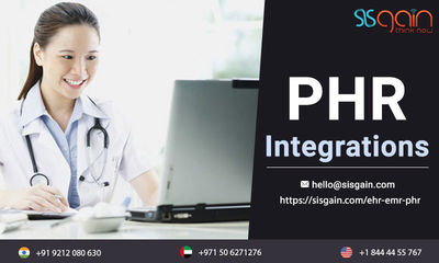 SISGAIN delivers best PHR integrations development in USA which also provides electronic health records development. For more information call us at +91-9212080630 or visit website: https://sisgain.com/ehr-emr-phr