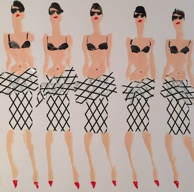 Donald Drawbertson, (perhaps more formally known as Donald Robertson), is the man of the moment on Instagram. In fact, just as I took a coffee-and-Insta-break b
