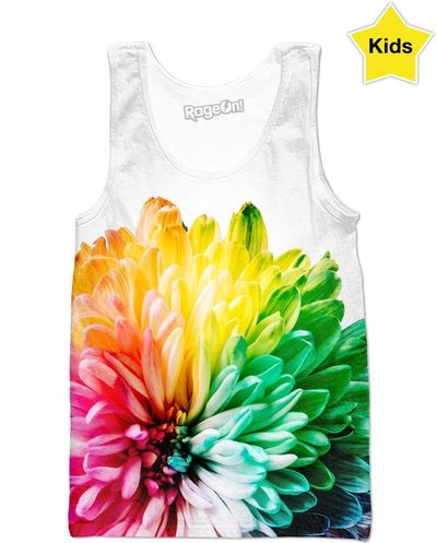 ROCT Flowerful Children's Tank Top $34.00