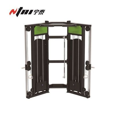 Shop now Best Adjustable Pulley Cable Stations aeroEX-6044 from Ntaifitness. https://www.fitness-china.com/functional-trainer-machine