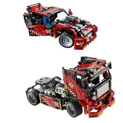 DIY Toy Kit,Car Track Transformable Model, Educational Play Set Environment friendly Materials $35.50