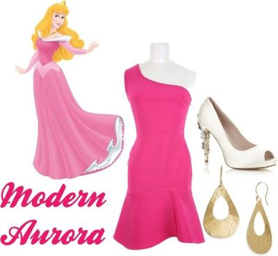 """Modern Aurora"" by jesmay on Polyvore"